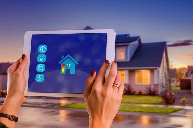 Smart Technik in der Baubranche