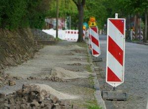 Vorgaben zur Baustellensicherung