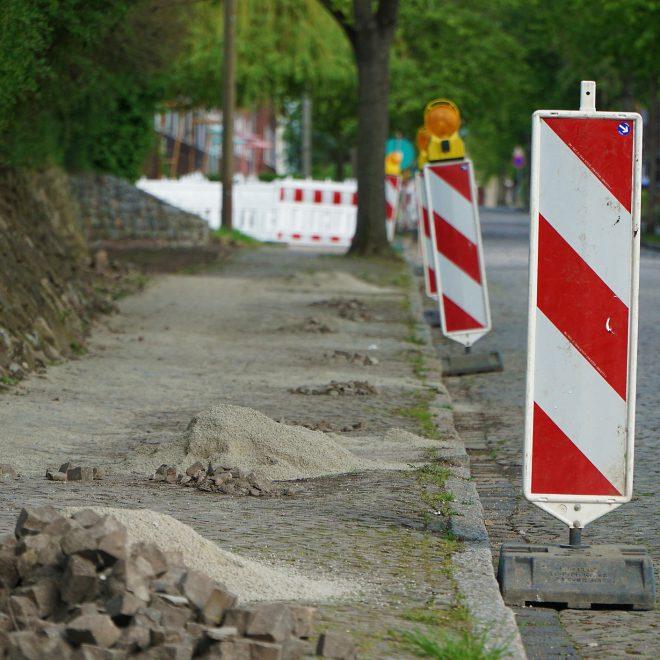 Baustellensicherung